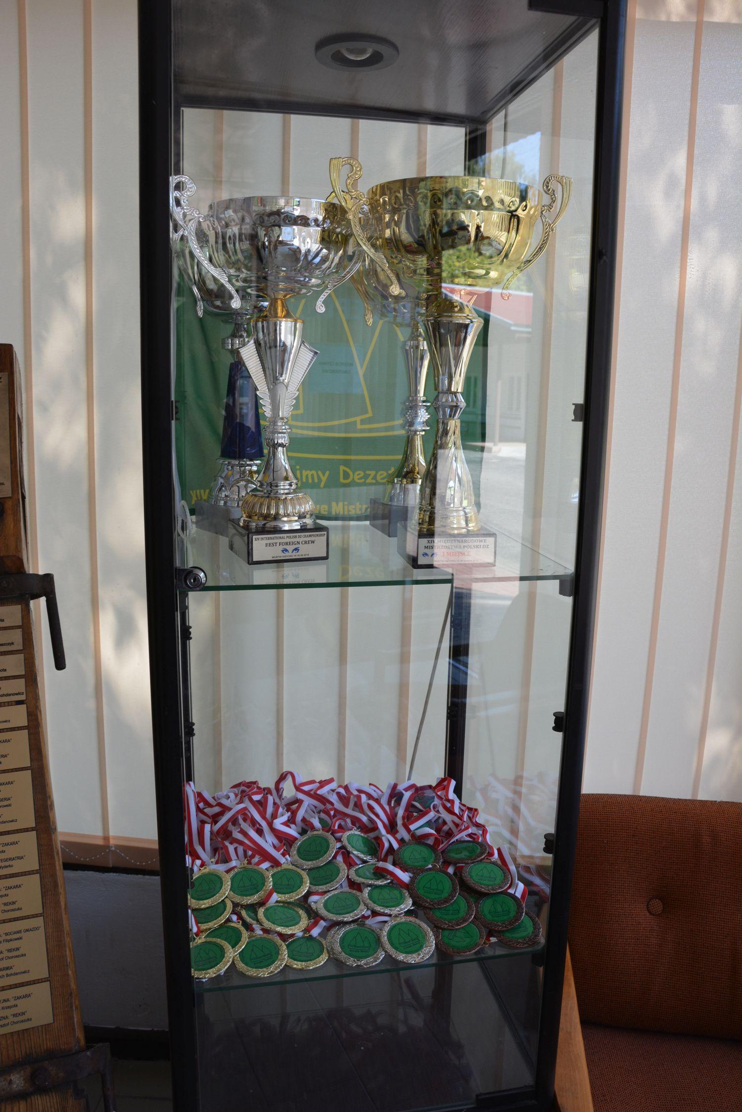 Przeglądasz zdjęcia w artykule: Ratujmy Dezety. XVI Międzynarodowe Mistrzostwa Polski DZ
