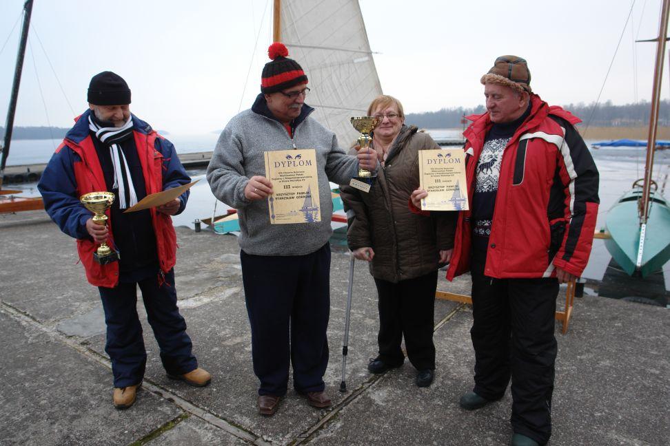 Przeglądasz zdjęcia w artykule: VII Otwarte Bojerowe Mistrzostwa Polski Żeglarzy z Niepełnosprawnością - 1 marzec 2014