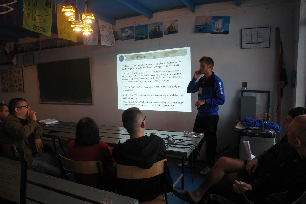 """Przeglądasz zdjęcia w artykule: II """"Sprawni i aktywni pod żaglami"""" 8 sierpnia  – 21 sierpnia 2014 r."""