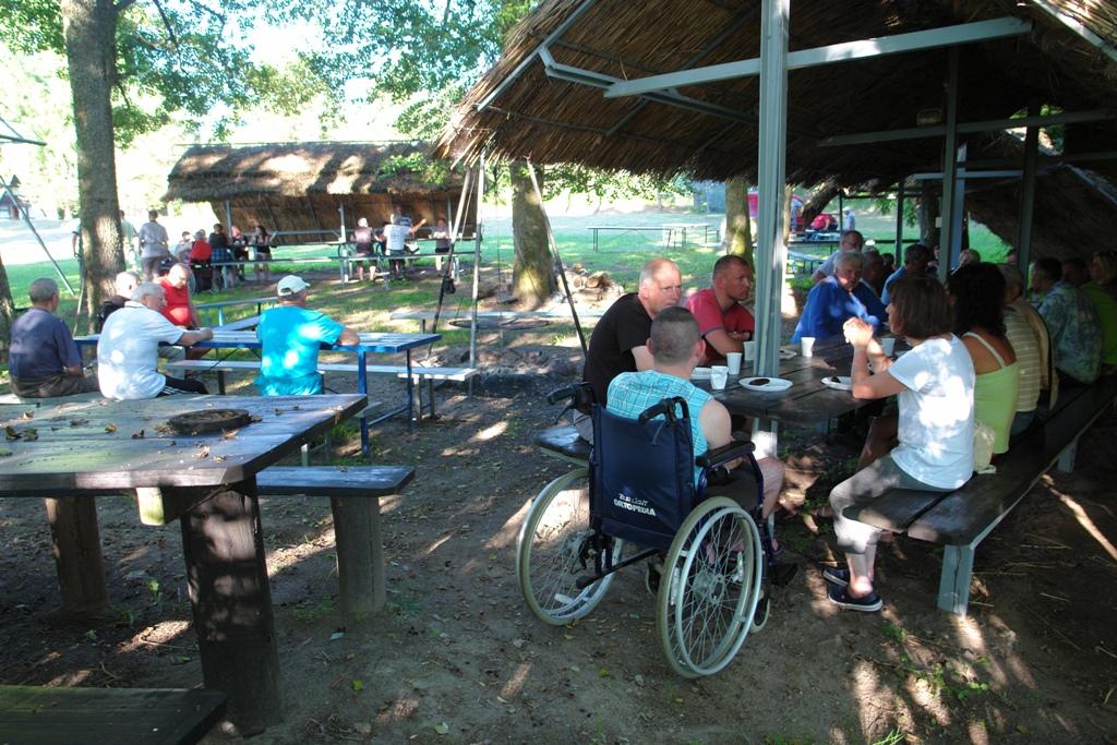 Przeglądasz zdjęcia w artykule: I Warsztaty Żeglarskie  Osób Niepełnosprawnych  30.06 – 13.07.2015 r.