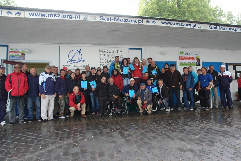 Przeglądasz zdjęcia w artykule: XII Puchar Polski Żeglarzy z Niepełnosprawnością II Edycja 19–21 czerwca 2015 r.