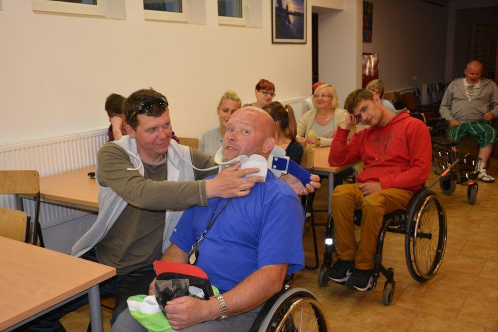 Przeglądasz zdjęcia w artykule: III Warsztaty Żeglarskie Osób Niepełnosprawnych 30.07 - 12.08.2015 r.