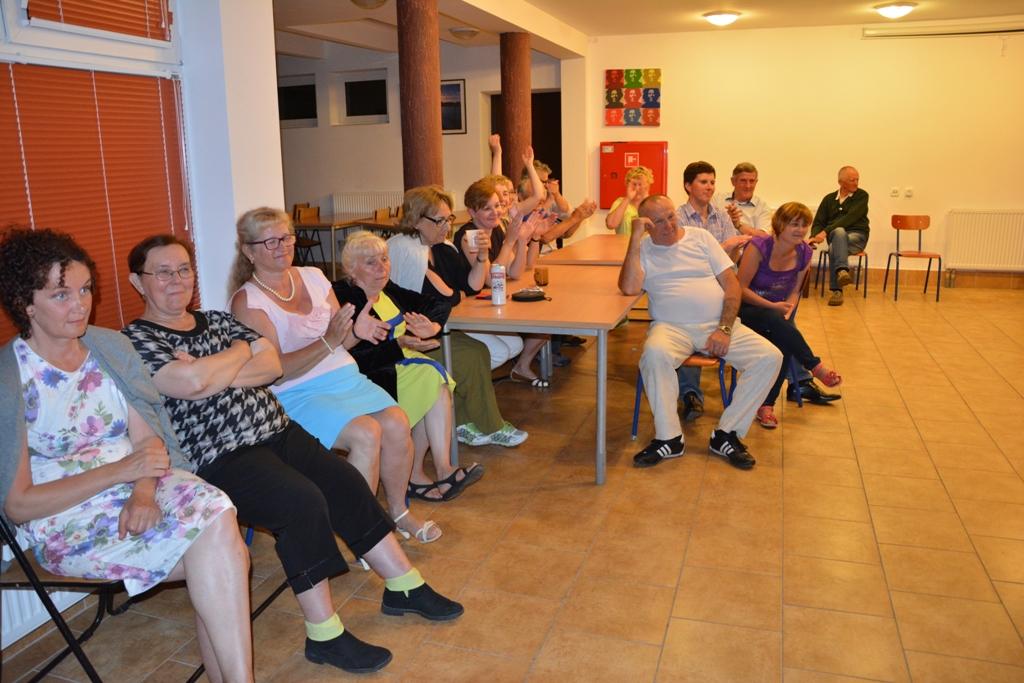 """Przeglądasz zdjęcia w artykule: """"Aktywni i Sprawni  Żeglarze"""" - Warsztaty Żeglarskie Niepełnosprawnych 60+ 15 – 28.07.2015r."""