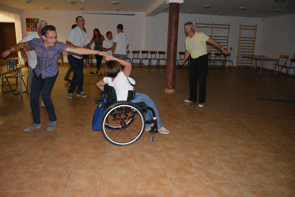 Przeglądasz zdjęcia w artykule: IV Warsztaty Żeglarskie Osób Niepełnosprawnych 14 - 27 sierpnia 2015 r.