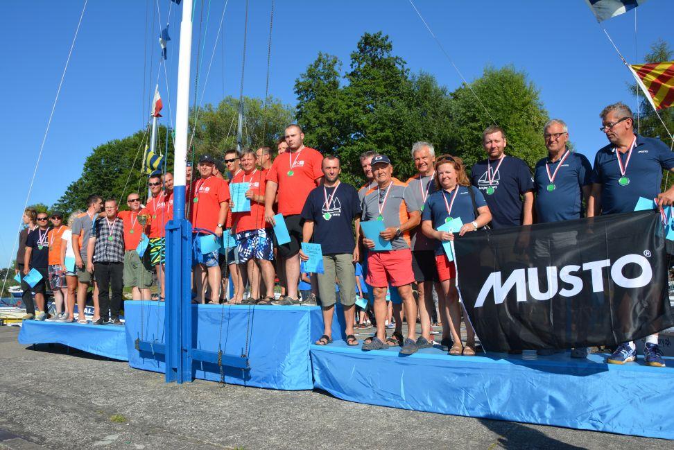 Przeglądasz zdjęcia w artykule: XIV Międzynarodowe Mistrzostwa Polski DZ 15 - 16 sierpnia 2015 r.
