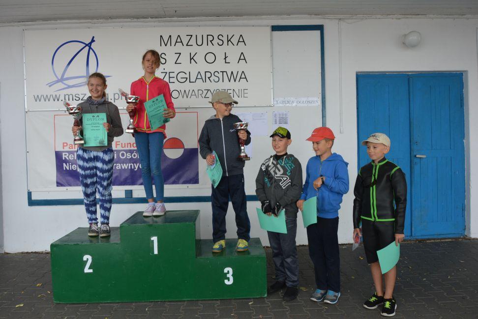 Przeglądasz zdjęcia w artykule: XVIII Puchar Mazurskiej Szkoły Żeglarstwa 5 września 2015 r.