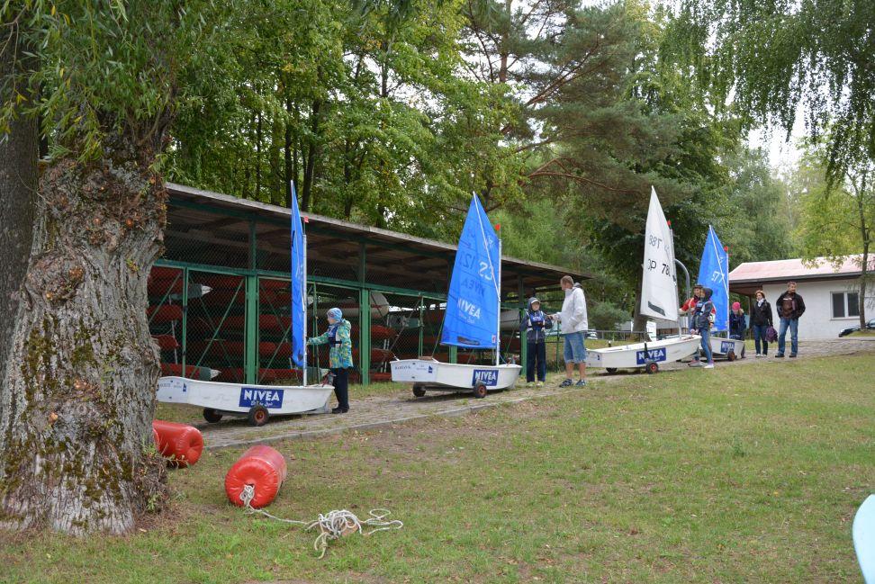 Przeglądasz zdjęcia w artykule: XVIII  Puchar UKS Mustang 6 września 2015 r.