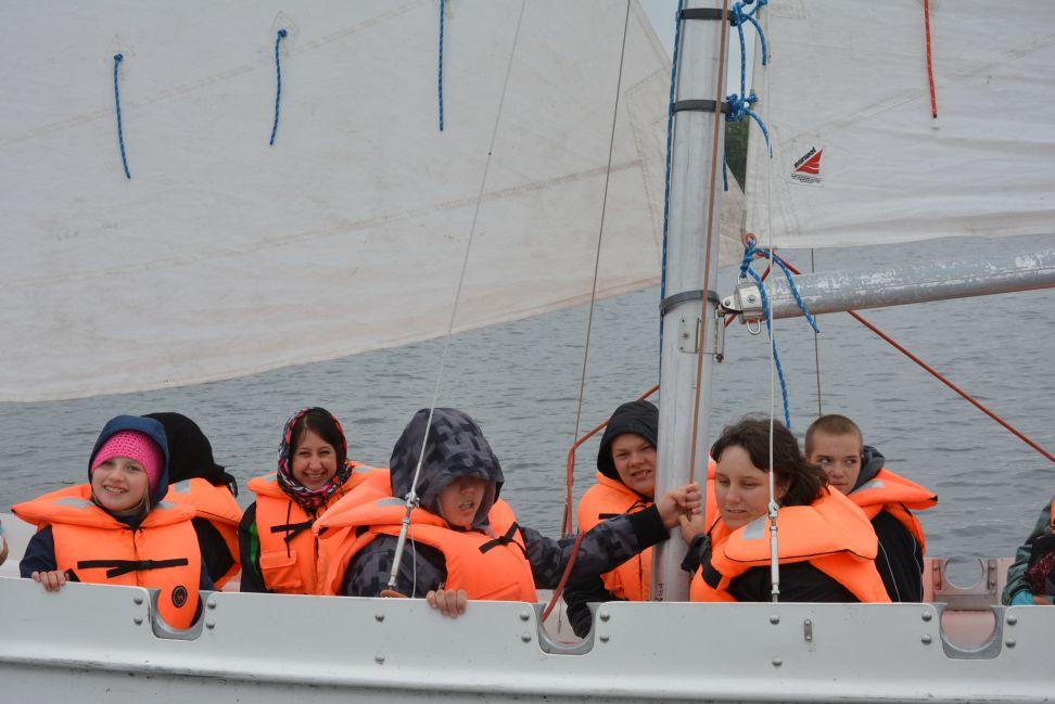 Przeglądasz zdjęcia w artykule: XI Młodzieżowe, Integracyjne regaty w klasie DZ 21 września 2015 r.