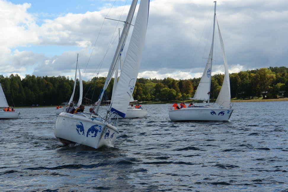 Przeglądasz zdjęcia w artykule: III Puchar Polskiego Związku Żeglarzy Niepełnosprawnych 28 września 2015 r.